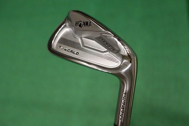 新製品レポート 本間ゴルフ TW747 Vx アイアン 本間ゴルフの軟鉄鍛造アイアン「TW747 Vx」を試打レポート