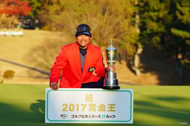 2018年 ゴルフ日本シリーズJTカップ 事前 宮里優作 欧州ツアーを主戦場にする宮里優作が前年覇者の資格で出場する