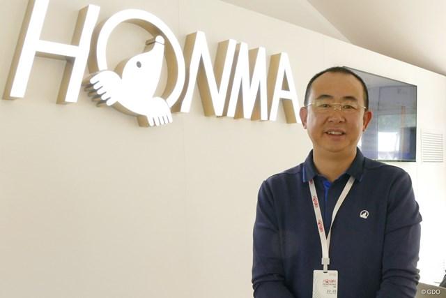 新生・本間を牽引する劉建国CEO。