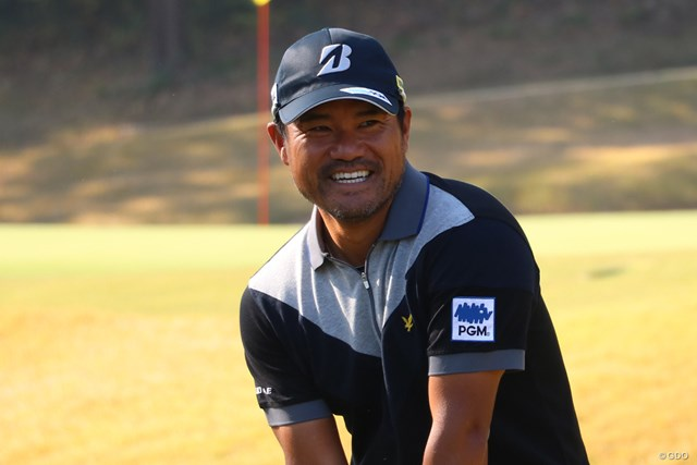 2018年 ゴルフ日本シリーズJTカップ 事前 宮里優作 ディフェンディングチャンピオンの宮里優作はプロアマ戦をプレー後意気込みを語った