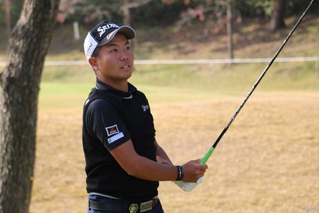 2018年 ゴルフ日本シリーズJTカップ 事前 稲森佑貴 稲森佑貴のパーキープ率は今平を上回る