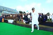 2018年 ゴルフ日本シリーズJTカップ 初日 Y.E.ヤン
