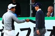 2018年 ゴルフ日本シリーズJTカップ 初日 青木功