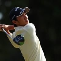 東建で見事優勝!!JTに出場を決めている 2018年 ゴルフ日本シリーズJTカップ 初日 重永亜斗夢