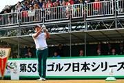 2018年 ゴルフ日本シリーズJTカップ 初日 出水田大二郎