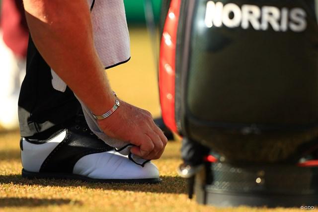 ノリスの靴磨き