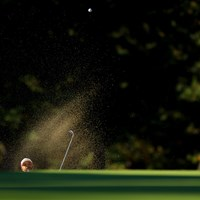 パナソニックオープン覇者は26位T 2018年 ゴルフ日本シリーズJTカップ 2日目 ラヒル・ガンジー