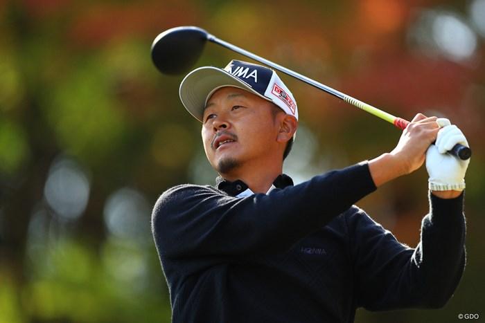 今年は優勝こそ無いがしっかり最終戦を出場できることが大切 2018年 ゴルフ日本シリーズJTカップ 3日目 岩田寛
