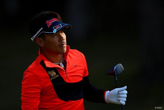 今日は5アンダーと大活躍 2018年 ゴルフ日本シリーズJTカップ 3日目 タンヤゴーン・クロンパ