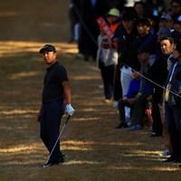 時松隆光が「67」でプレーし首位と3打差で最終日を迎える 2018年 ゴルフ日本シリーズJTカップ 3日目 時松隆光