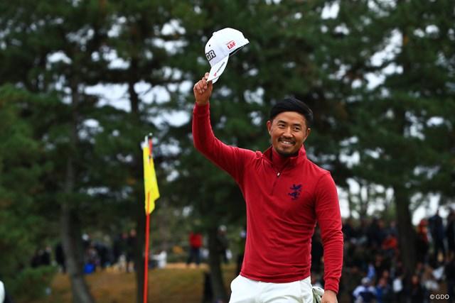 2018年 ゴルフ日本シリーズJTカップ 最終日 小平智 PGA優勝から不調でしたがやっぱりアメリカは彼を強くしている