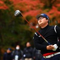 最終組ジワリと逆転の機会を待つ 2018年 ゴルフ日本シリーズJTカップ 最終日 ハン・ジュンゴン