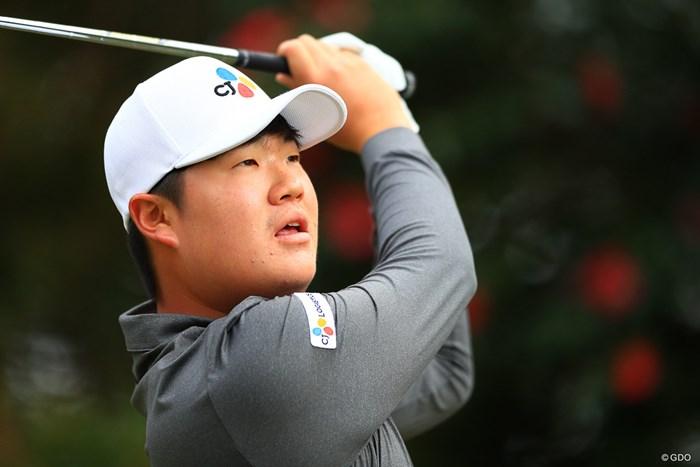 おそらくPGAでこれから活躍するであろう選手 2018年 ゴルフ日本シリーズJTカップ 最終日 イム・ソンジェ