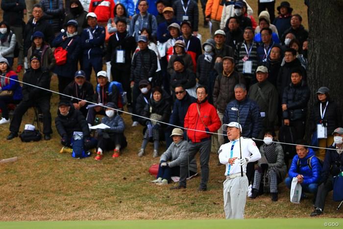 前半見事な追い上げ 2018年 ゴルフ日本シリーズJTカップ 最終日 藤本佳則