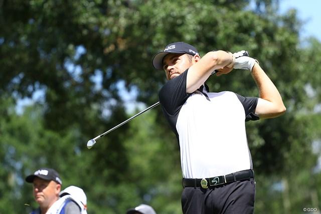 注目が集まるルイ・ウーストハイゼン(写真は2017年全米プロゴルフ選手権)
