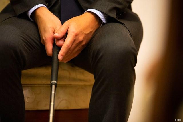 """左利きのゴルファーには""""ハンディキャップ""""もある。前澤社長が見据えるゴルフの未来は?"""