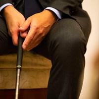 """左利きのゴルファーには""""ハンディキャップ""""もある。前澤社長が見据えるゴルフの未来は? 2018年 ZOZO前澤友作社長"""