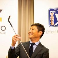 PGAツアーの新規大会「ZOZO CHAMPIONSHIP」のスポンサーとなった株式会社ZOZOの前澤友作社長 2018年 ZOZO前澤友作社長
