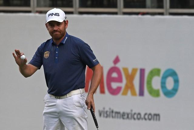 ルイ・ウーストハイゼンの活躍に期待が集まる(写真は2018年WGCメキシコ選手権)