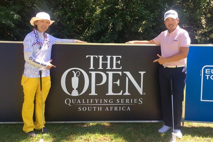 今週は来年の「全英オープン」の出場権もかかっています 2019年 南アフリカオープン hosted by ヨハネスブルグ 事前 川村昌弘