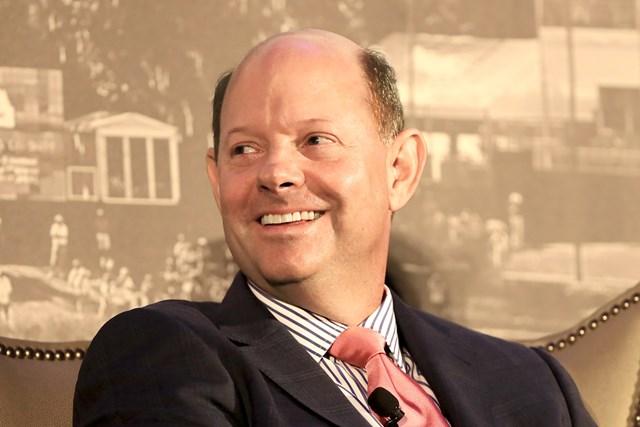 USGAの事務局長兼CEO、マイク・デービス(GETTY IMAGES INC/米ゴルフダイジェスト誌)
