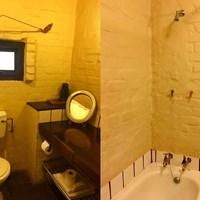 トイレとバスは別です! 2019年 アルフレッド・ダンヒル選手権 事前 クルーガーのホテル