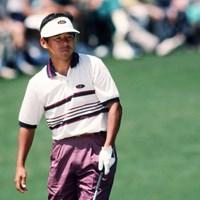尾崎直道は1990年にマスターズ初出場を遂げた(Augusta National/Getty Images) 1990年 マスターズ 尾崎直道