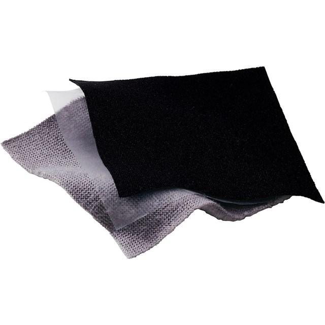 「伸びる・風を遮る・暖かく、柔らかい。」3層ボンディング素材
