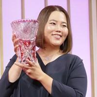 4度目の賞金女王に輝いたアン・ソンジュ。あと2勝に迫った永久シードを次なる目標とした アン・ソンジュ