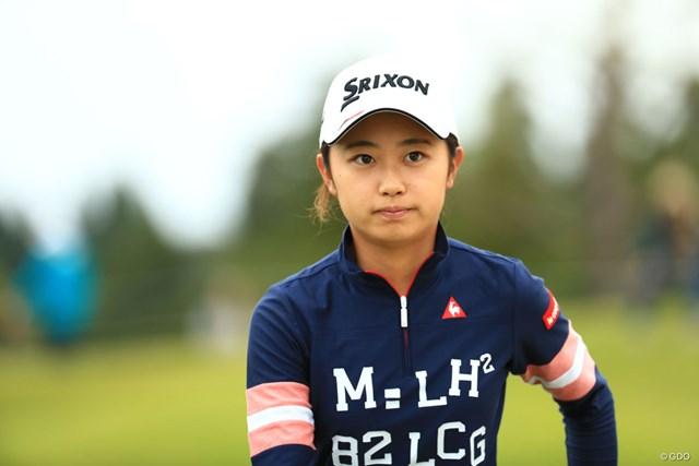 安田祐香は昨年に続き、ナショナルチームメンバーに選ばれた