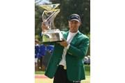 2004年 つるやオープンゴルフトーナメント 最終日 ブレンダン・ジョーンズ