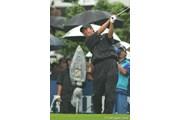 2004年 日本プロゴルフ選手権大会 最終日 深堀圭一郎