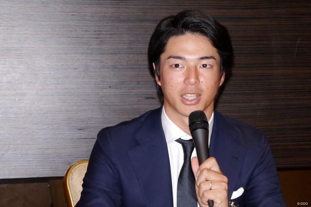 2018年 石川遼 最年少でジャパンゴルフツアー選手会長に就任した石川遼