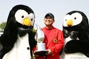 2004年 マンシングウェアオープンKSBカップ 最終日 三橋達也