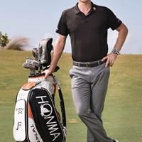 ジャスティン・ローズが本間ゴルフと複数年契約(※写真は本間ゴルフ提供) 2019年 ジャスティン・ローズ