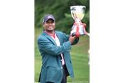 2004年 マンダムルシードよみうりオープンゴルフトーメント 最終日 ディネッシュ・チャンド