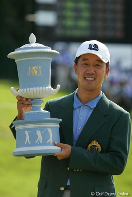 粘りのゴルフで今季メジャー2勝のS.K.ホ