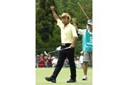 2004年 ウッドワンオープン広島ゴルフトーナメント 最終日 片山晋呉