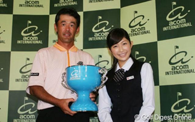 2、3日目の猛チャージで2年ぶりの優勝を飾った鈴木亨