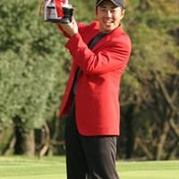 プレーオフで細川を降し、今季初勝利を飾る 2004年 コカ・コーラ東海クラシック 最終日 今井克宗