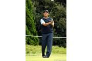 2004年 日本オープンゴルフ選手権競技 初日 谷口徹