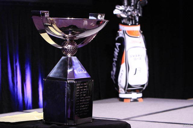 ジャスティン・ローズが2018年に獲得したフェデックスカップ
