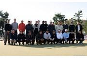 2004年 ゴルフ日本シリーズJTカップ 初日