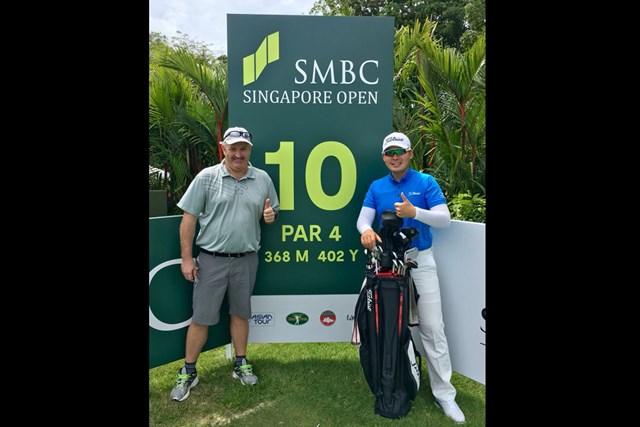 2019年 SMBCシンガポールオープン 事前 川村昌弘 今年もシンガポールで新年初戦です!