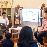 """シンガポールの学習塾で""""先生""""になってきました 2019年 SMBCシンガポールオープン 事前 川村昌弘"""