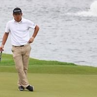 下部ツアーの賞金王、佐藤大平が好位置で決勝ラウンドへ 2019年 SMBCシンガポールオープン 2日目 佐藤大平