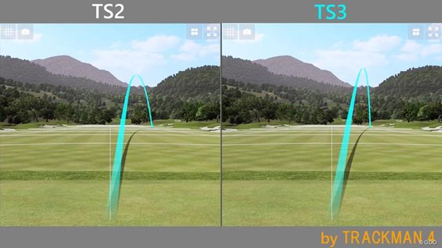 TS2と比べて微妙につかまりはアップ