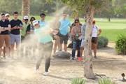 2019年 アブダビHSBCゴルフ選手権 3日目 シェーン・ローリー