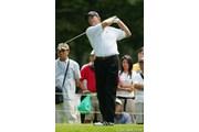 2004年 サントリーオープンゴルフトーナメント 初日 レティーフ・グーセン