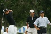 2004年 サントリーオープンゴルフトーナメント 初日 伊沢利光